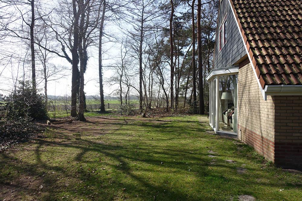 CR Vechtdalhuis Berg en Bos achteraanzicht