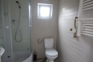 CR Vechtdalchalet Boszicht toilet